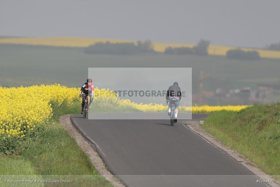 Billingshaeuser Strasse, 13.05.2021, sport, action, Cycle, Deutschland, Mai 2021, Karbach, MSP, 33. Main-Spessart-Rundfahrt, Radrennen, Radsport, Rad - Bild-ID: 2293490