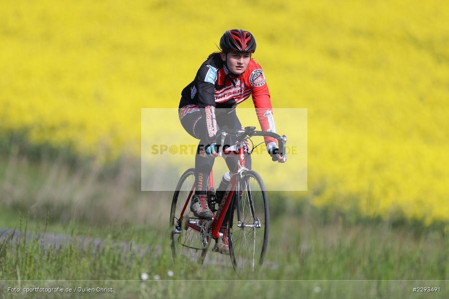 Billingshaeuser Strasse, 13.05.2021, sport, action, Cycle, Deutschland, Mai 2021, Karbach, MSP, 33. Main-Spessart-Rundfahrt, Radrennen, Radsport, Rad - Bild-ID: 2293491