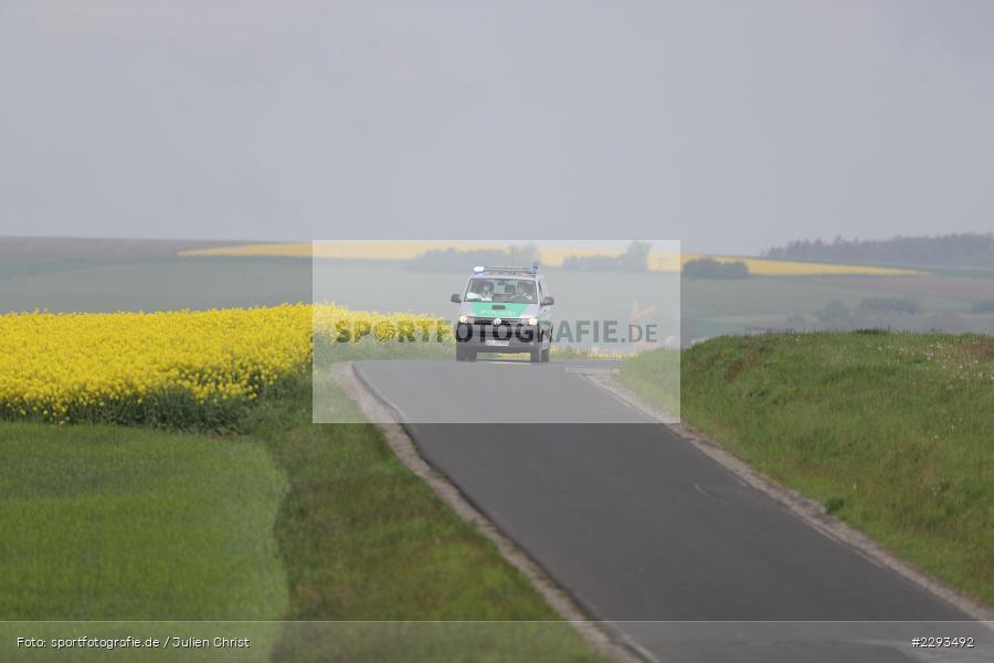 Billingshaeuser Strasse, 13.05.2021, sport, action, Cycle, Deutschland, Mai 2021, Karbach, MSP, 33. Main-Spessart-Rundfahrt, Radrennen, Radsport, Rad - Bild-ID: 2293492