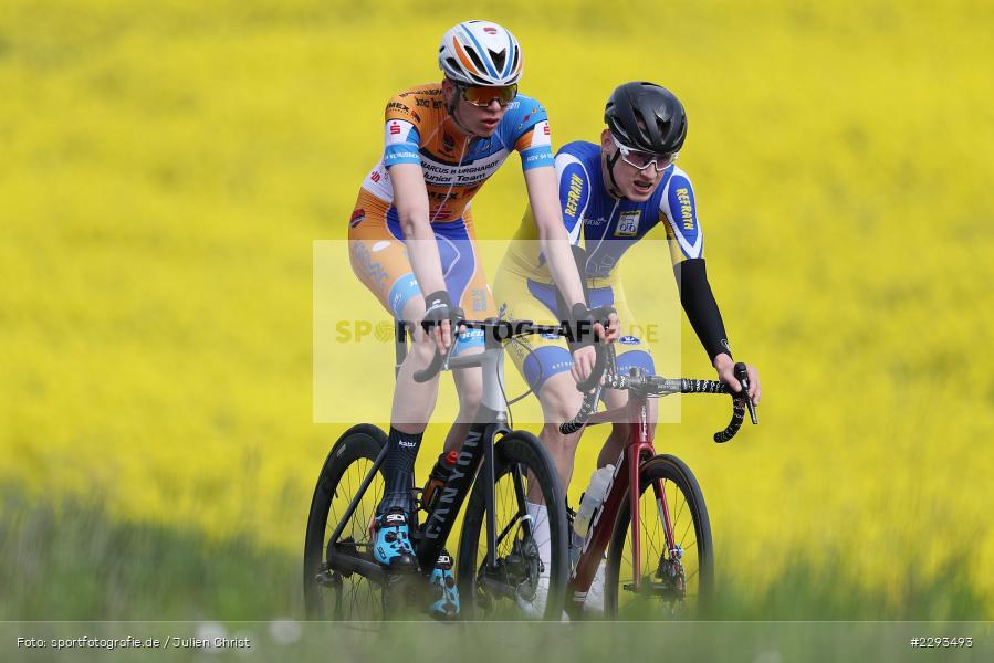 Billingshaeuser Strasse, 13.05.2021, sport, action, Cycle, Deutschland, Mai 2021, Karbach, MSP, 33. Main-Spessart-Rundfahrt, Radrennen, Radsport, Rad - Bild-ID: 2293493