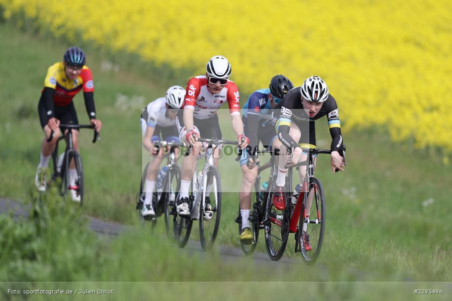 Billingshaeuser Strasse, 13.05.2021, sport, action, Cycle, Deutschland, Mai 2021, Karbach, MSP, 33. Main-Spessart-Rundfahrt, Radrennen, Radsport, Rad - Bild-ID: 2293496