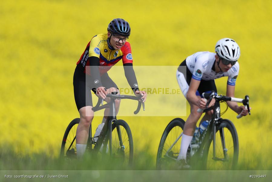 Billingshaeuser Strasse, 13.05.2021, sport, action, Cycle, Deutschland, Mai 2021, Karbach, MSP, 33. Main-Spessart-Rundfahrt, Radrennen, Radsport, Rad - Bild-ID: 2293497