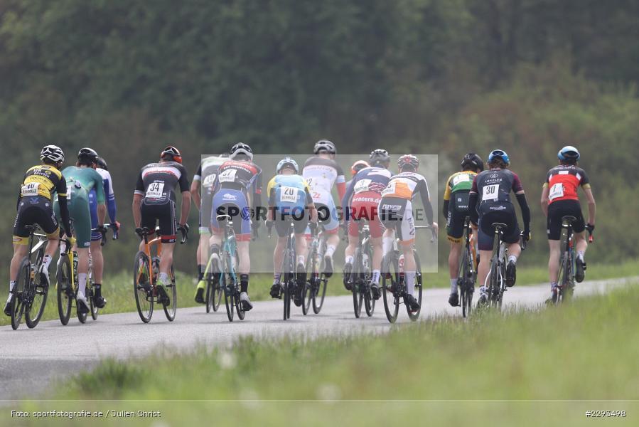 Billingshaeuser Strasse, 13.05.2021, sport, action, Cycle, Deutschland, Mai 2021, Karbach, MSP, 33. Main-Spessart-Rundfahrt, Radrennen, Radsport, Rad - Bild-ID: 2293498
