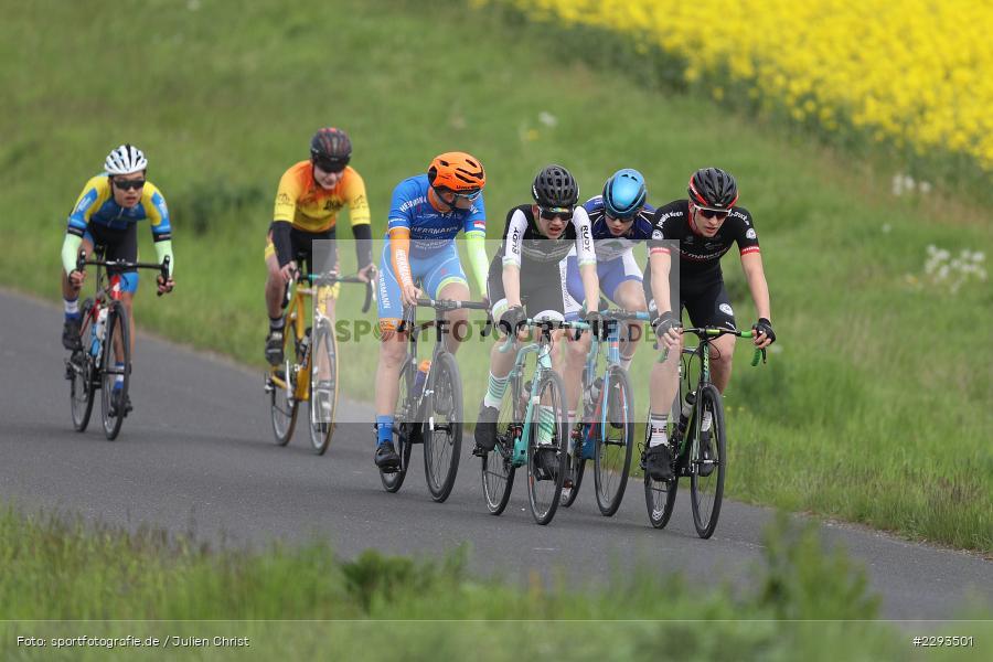 Billingshaeuser Strasse, 13.05.2021, sport, action, Cycle, Deutschland, Mai 2021, Karbach, MSP, 33. Main-Spessart-Rundfahrt, Radrennen, Radsport, Rad - Bild-ID: 2293501