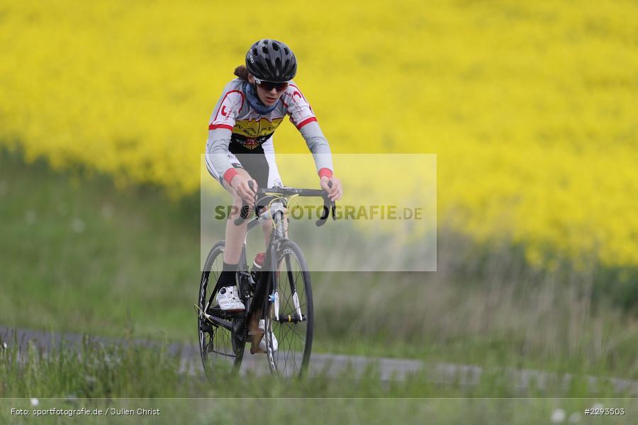 Billingshaeuser Strasse, 13.05.2021, sport, action, Cycle, Deutschland, Mai 2021, Karbach, MSP, 33. Main-Spessart-Rundfahrt, Radrennen, Radsport, Rad - Bild-ID: 2293503
