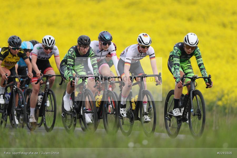 Billingshaeuser Strasse, 13.05.2021, sport, action, Cycle, Deutschland, Mai 2021, Karbach, MSP, 33. Main-Spessart-Rundfahrt, Radrennen, Radsport, Rad - Bild-ID: 2293505