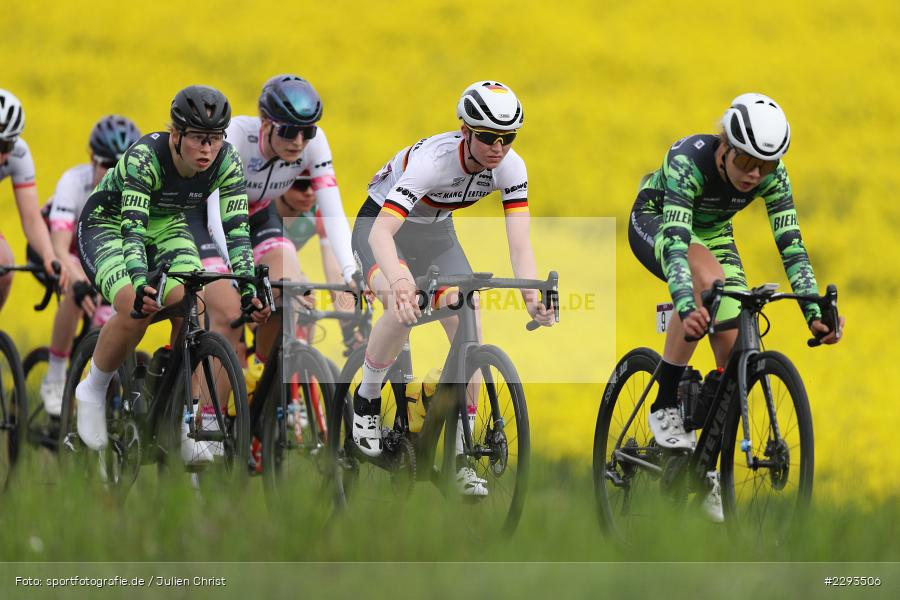 Billingshaeuser Strasse, 13.05.2021, sport, action, Cycle, Deutschland, Mai 2021, Karbach, MSP, 33. Main-Spessart-Rundfahrt, Radrennen, Radsport, Rad - Bild-ID: 2293506
