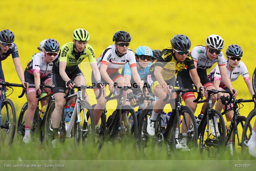 Billingshaeuser Strasse, 13.05.2021, sport, action, Cycle, Deutschland, Mai 2021, Karbach, MSP, 33. Main-Spessart-Rundfahrt, Radrennen, Radsport, Rad - Bild-ID: 2293507