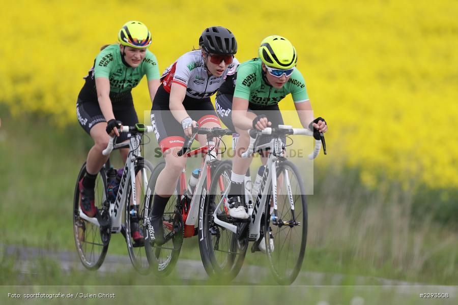 Billingshaeuser Strasse, 13.05.2021, sport, action, Cycle, Deutschland, Mai 2021, Karbach, MSP, 33. Main-Spessart-Rundfahrt, Radrennen, Radsport, Rad - Bild-ID: 2293508