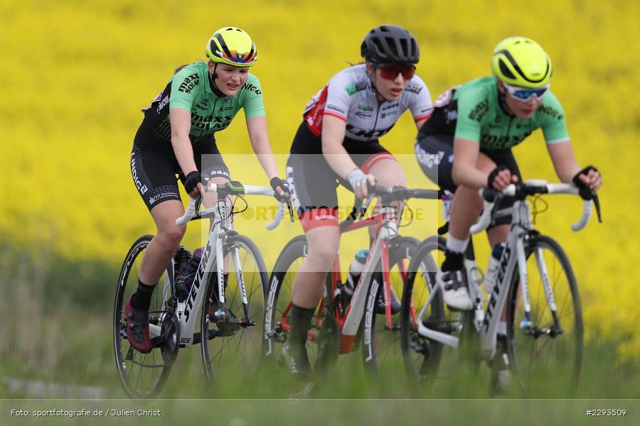 Billingshaeuser Strasse, 13.05.2021, sport, action, Cycle, Deutschland, Mai 2021, Karbach, MSP, 33. Main-Spessart-Rundfahrt, Radrennen, Radsport, Rad - Bild-ID: 2293509