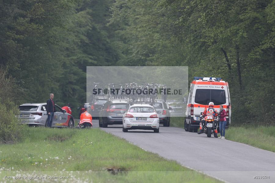 Billingshaeuser Strasse, 13.05.2021, sport, action, Cycle, Deutschland, Mai 2021, Karbach, MSP, 33. Main-Spessart-Rundfahrt, Radrennen, Radsport, Rad - Bild-ID: 2293511