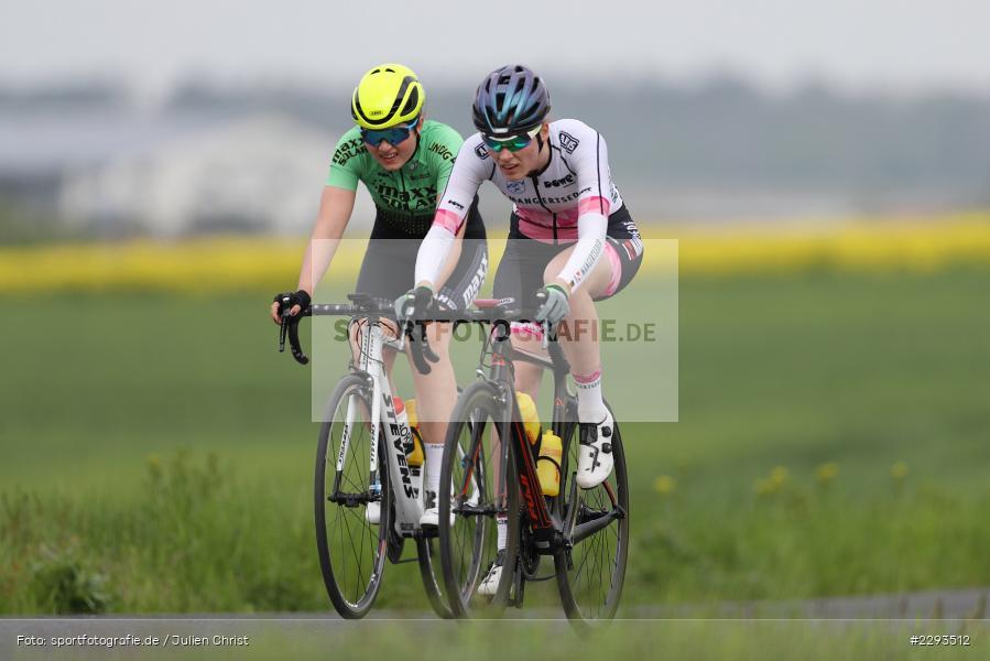 Billingshaeuser Strasse, 13.05.2021, sport, action, Cycle, Deutschland, Mai 2021, Karbach, MSP, 33. Main-Spessart-Rundfahrt, Radrennen, Radsport, Rad - Bild-ID: 2293512