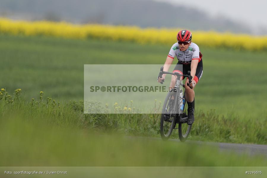 Billingshaeuser Strasse, 13.05.2021, sport, action, Cycle, Deutschland, Mai 2021, Karbach, MSP, 33. Main-Spessart-Rundfahrt, Radrennen, Radsport, Rad - Bild-ID: 2293515