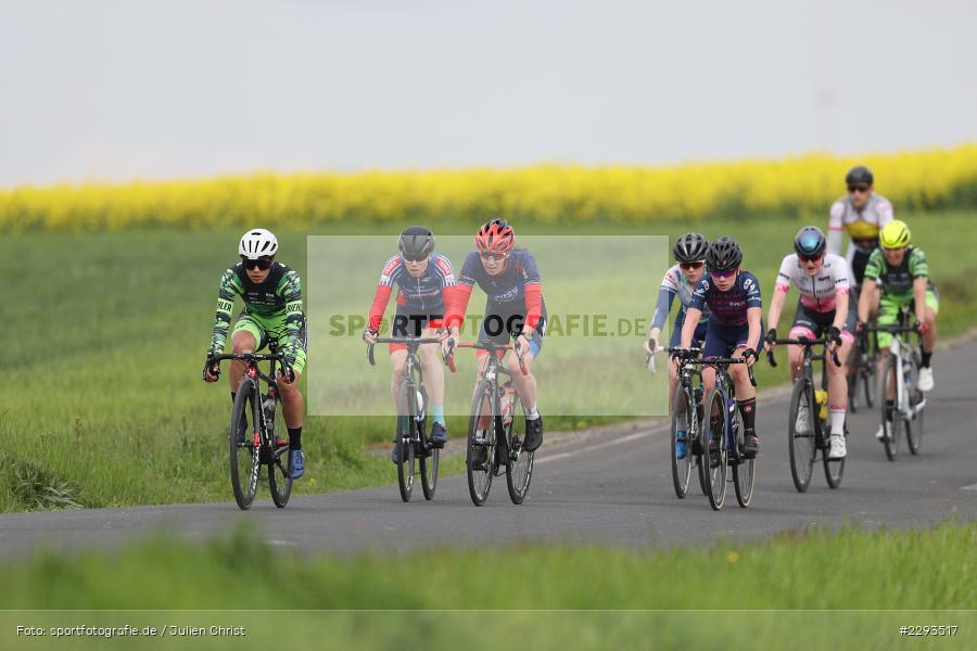 Billingshaeuser Strasse, 13.05.2021, sport, action, Cycle, Deutschland, Mai 2021, Karbach, MSP, 33. Main-Spessart-Rundfahrt, Radrennen, Radsport, Rad - Bild-ID: 2293517
