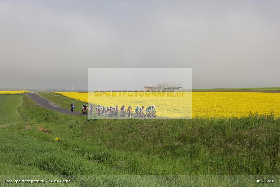 Billingshaeuser Strasse, 13.05.2021, sport, action, Cycle, Deutschland, Mai 2021, Karbach, MSP, 33. Main-Spessart-Rundfahrt, Radrennen, Radsport, Rad - Bild-ID: 2293520
