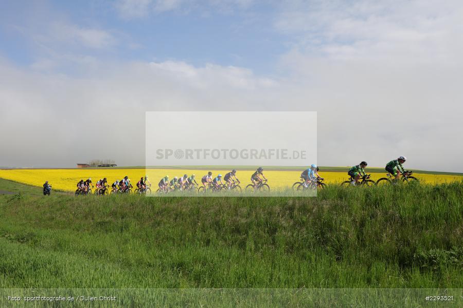 Billingshaeuser Strasse, 13.05.2021, sport, action, Cycle, Deutschland, Mai 2021, Karbach, MSP, 33. Main-Spessart-Rundfahrt, Radrennen, Radsport, Rad - Bild-ID: 2293521