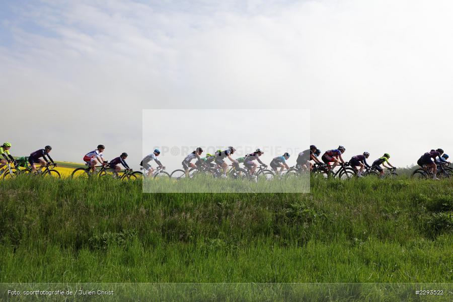 Billingshaeuser Strasse, 13.05.2021, sport, action, Cycle, Deutschland, Mai 2021, Karbach, MSP, 33. Main-Spessart-Rundfahrt, Radrennen, Radsport, Rad - Bild-ID: 2293522