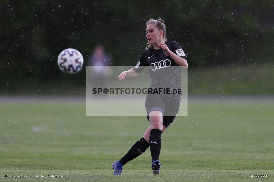 Jana Scharly, Soccergirl Sportpark, Würzburg, 13.05.2021, DFL, sport, action, Fussball, Deutschland, Mai 2021, Saison 2020/2021, FCI, FWK, Frauen, Süd, 2. Frauen-Bundesliga, FC Ingolstadt, FC Würzburger Kickers - Bild-ID: 2293550