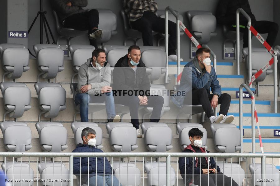 Murat Özbahar, Peter Sprung, Main-Echo Arena, Alzenau, 15.05.2021, DFB, sport, action, Fussball, Deutschland, Mai 2021, Saison 2020/2021, TSV, FCB, 4. Liga, Regionalliga, Regionalliga Südwest, TSV Schott Mainz, FC Bayern Alzenau - Bild-ID: 2293649