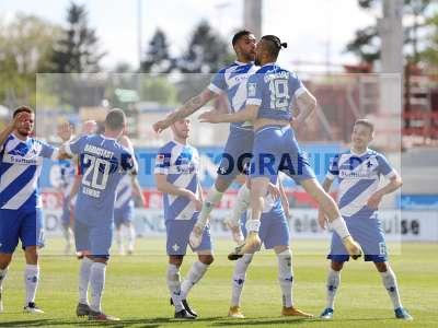 Fotos von SV Darmstadt 98 - FC Heidenheim 1846 auf sportfotografie.de