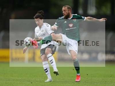 Fotos von 1. FC Schweinfurt 05 - SV Wacker Burghausen auf sportfotografie.de