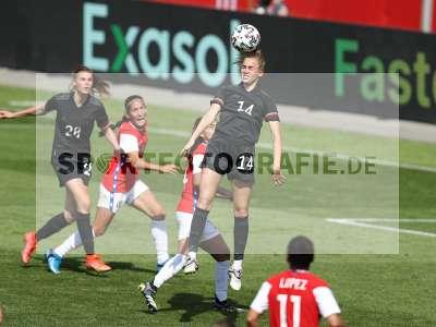 Fotos von Deutschland - Chile auf sportfotografie.de