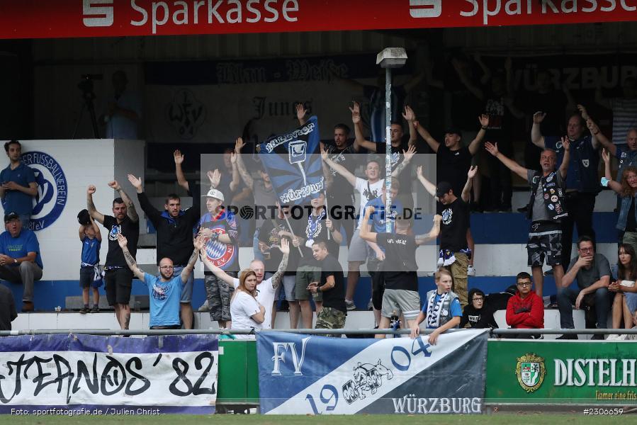 Fans, Sepp-Endres-Sportanlage, Würzburg, 10.09.2021, BFV, sport, action, Fussball, Deutschland, September 2021, Saison 2021/2022, GRB, WFV, Bayernliga Nord, TSV Grossbardorf, Würzburger FV - Bild-ID: 2306659