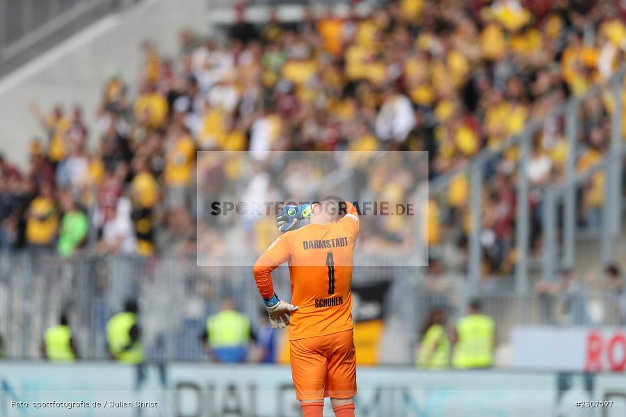 Marcel Schuhen, Merck-Stadion, Darmstadt, 19.09.2021, DFL, sport, action, Fussball, Deutschland, September 2021, Saison 2021/2022, SGD, SVD, 2. Bundesliga, SG Dynamo Dresden, SV Darmstadt 98 - Bild-ID: 2307597