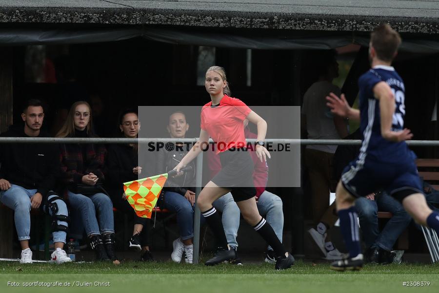 Klara Hehn, Sportplatz, Höhefeld, 03.10.2021, sport, action, Fussball, Deutschland, Oktober 2021, Saison 2021/2022, FCK, DHK, Kreisliga TBB, FC Külsheim, Kickers DHK Wertheim - Bild-ID: 2308379